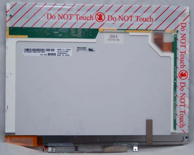 This listing is for a Dell Latitude C640 14 LQ141F1LH02B Laptop Lcd